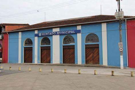 Mercado Municipal de Registro Arte da Terra
