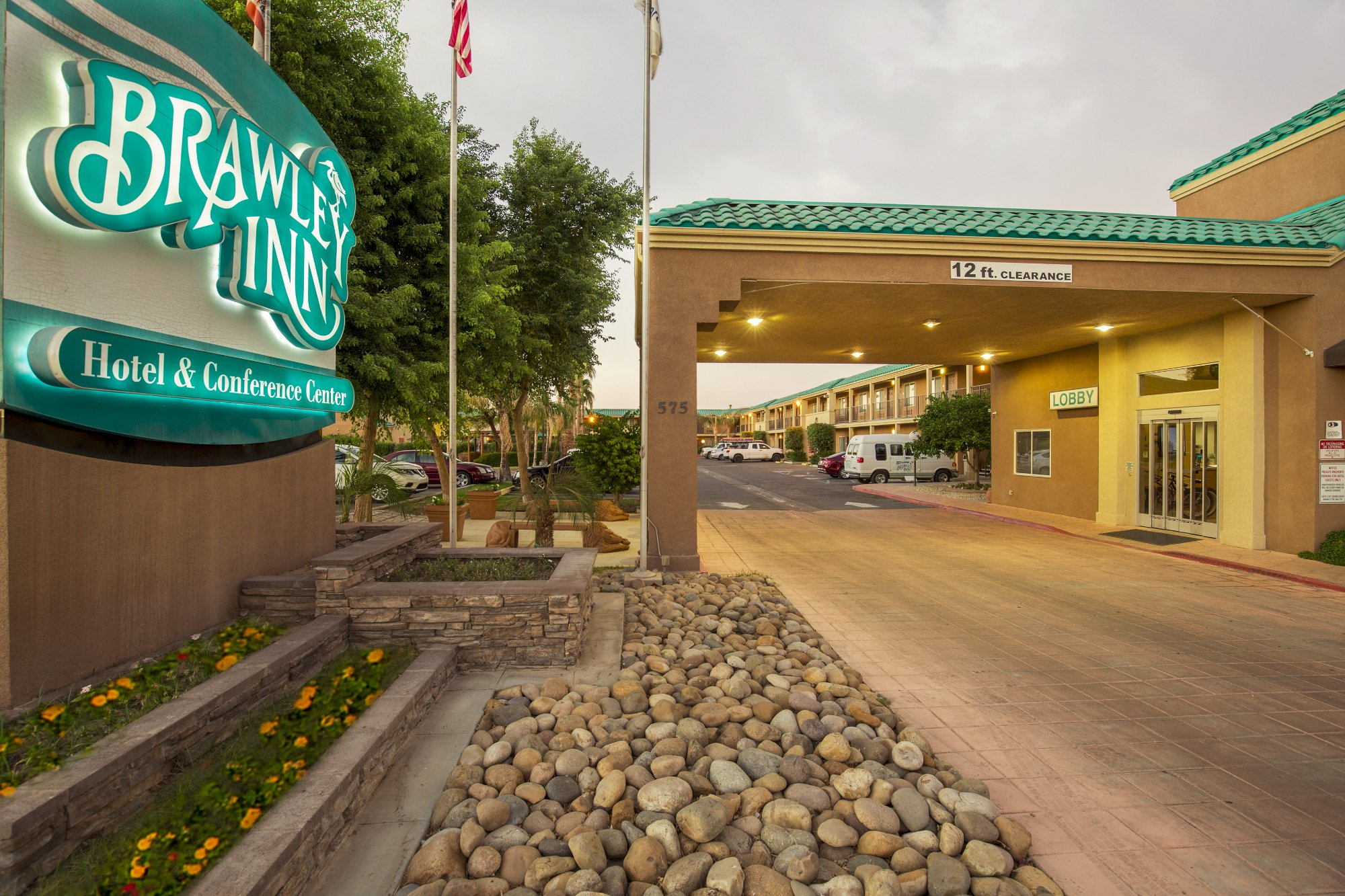 Brawley Inn Hotel & Conference Center