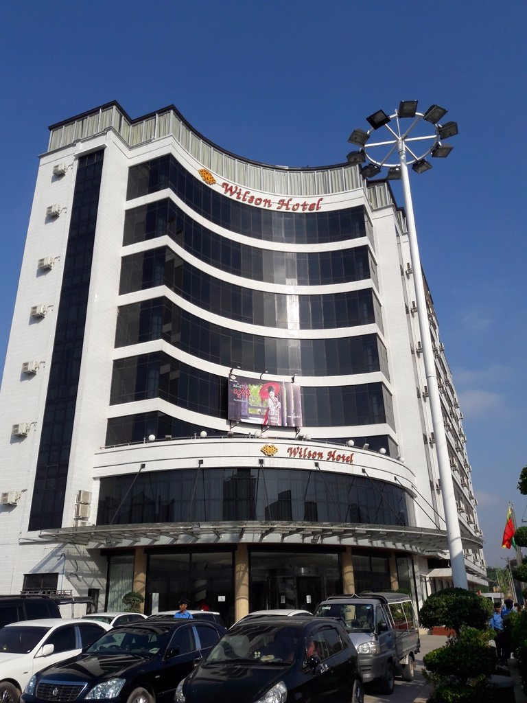 Wilson hotel mandalay birmanie myanmar voir les for Jardin wilson nice