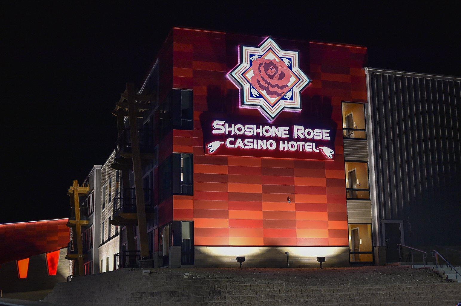Shoshone rose casino lander