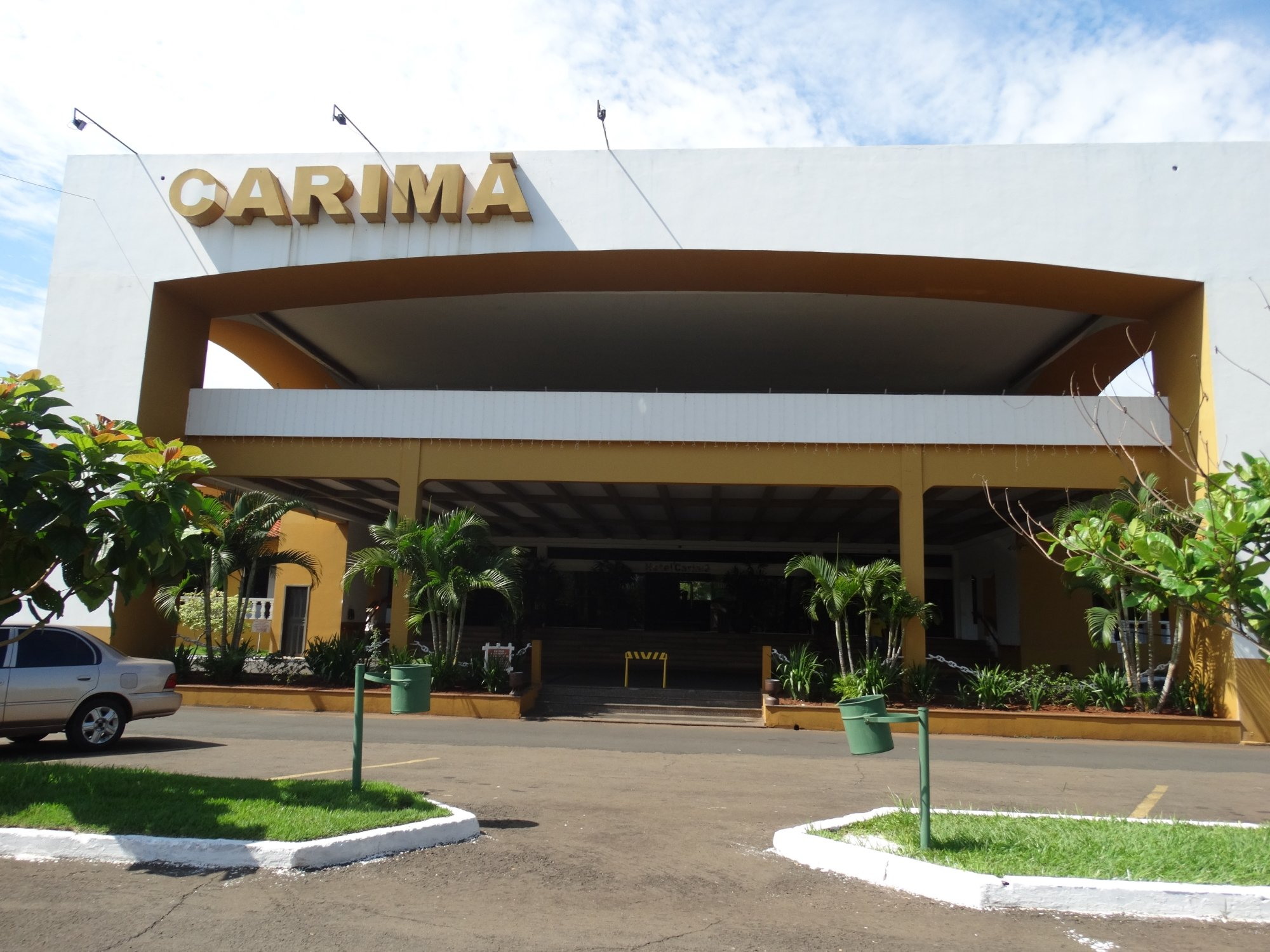 Carimã Hotel & Convention