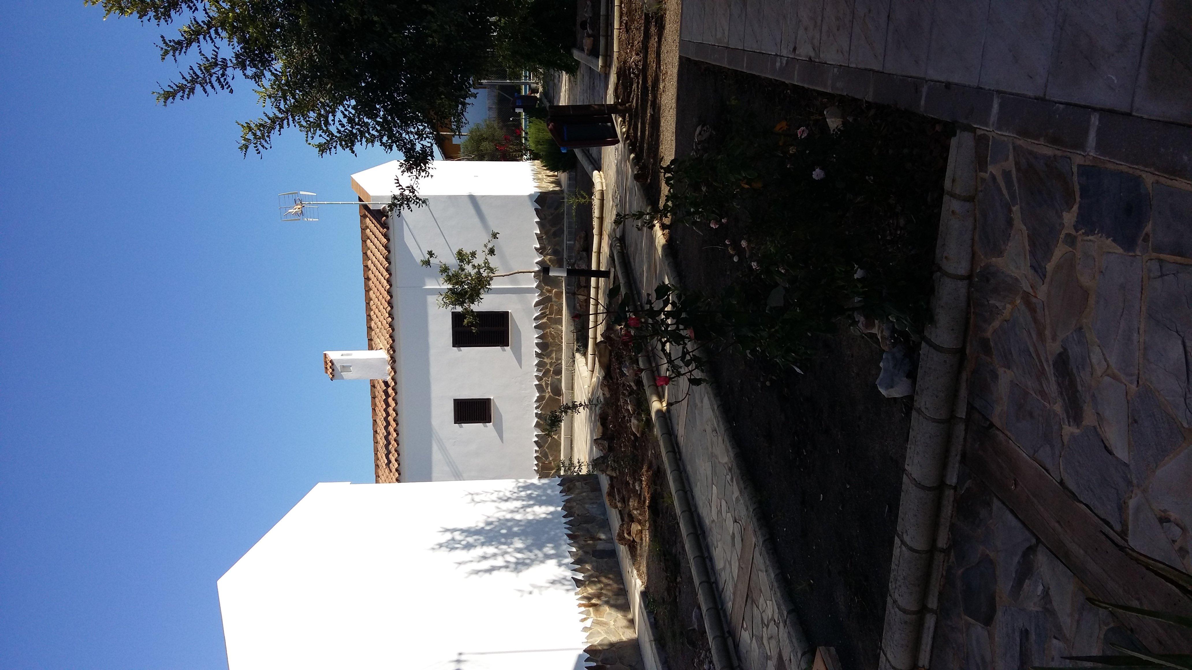 Antigua Estación Puerto Serrano