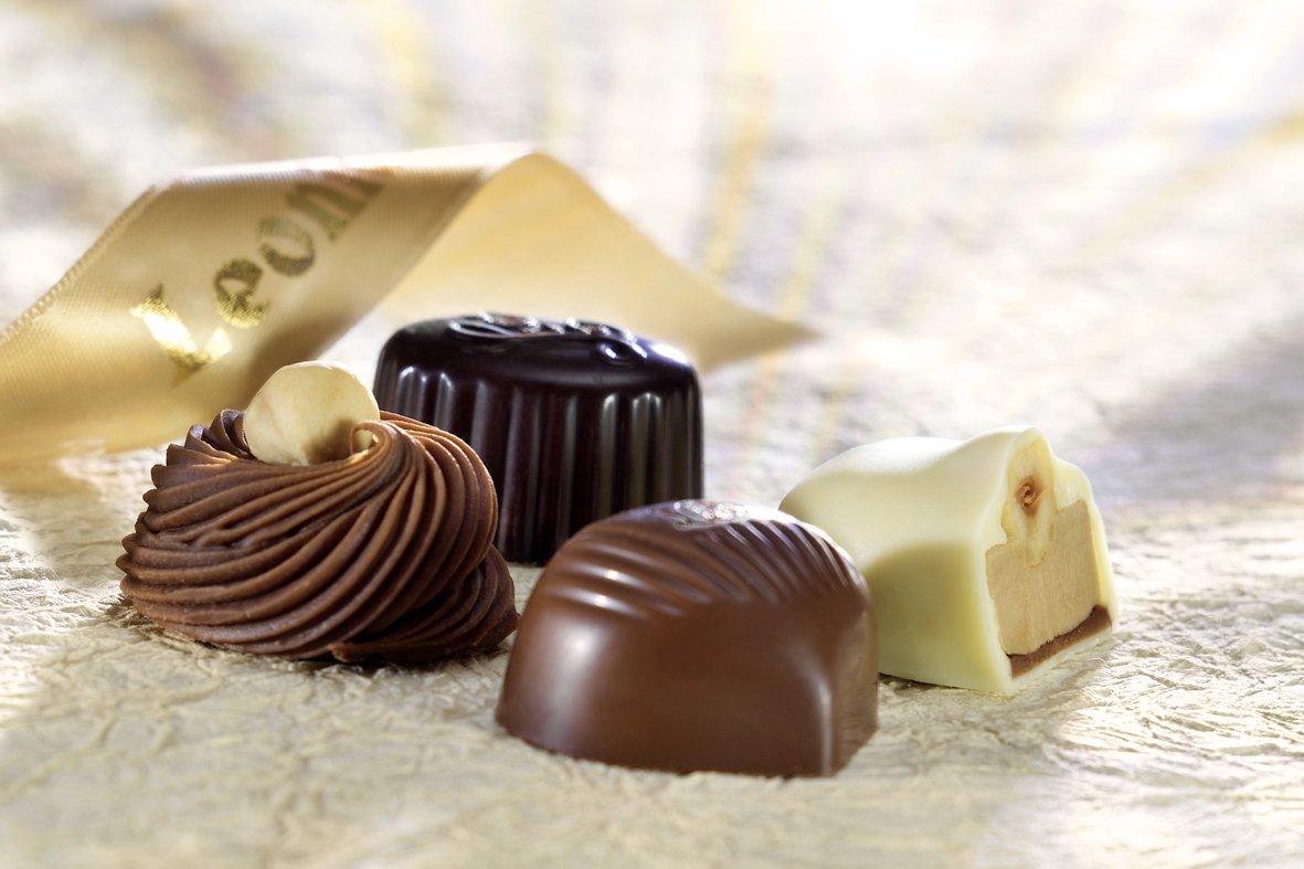 Leonidas Chocolate Cafe, Chicago - Menu, Prices & Restaurant ...