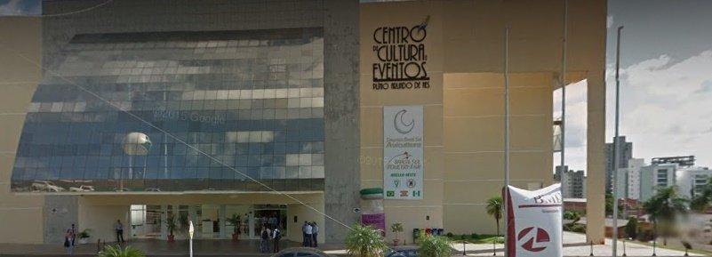 Centro de Cultura e Eventos Plínio Arlindo de Nes