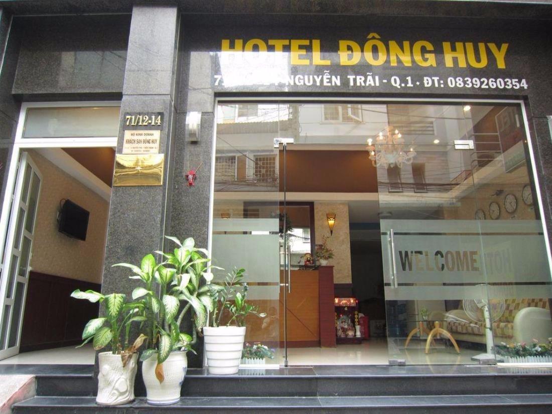 Dong Huy Hotel