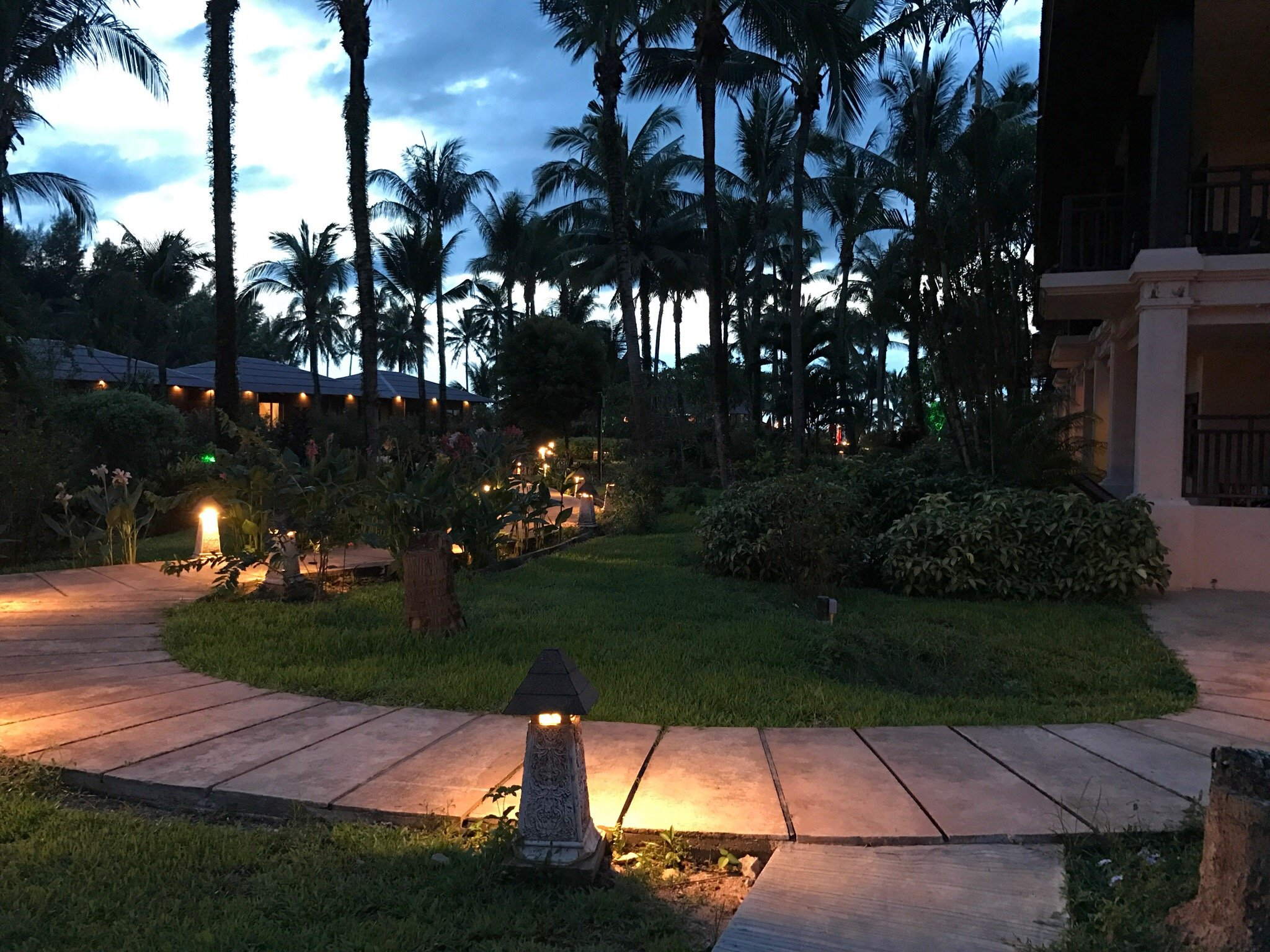 安達曼尼亞海灘度假村