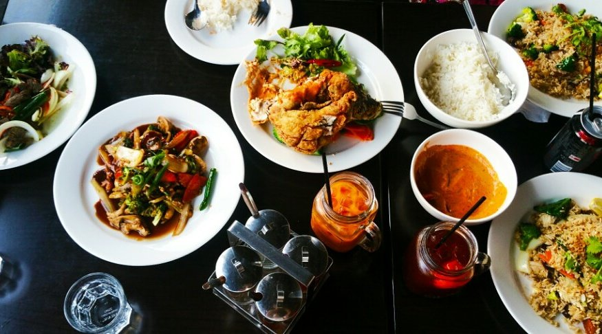 at home thai cuisine sydney glebe restaurant reviews