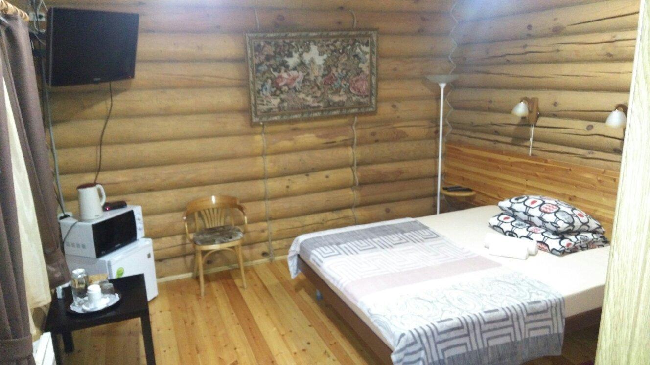 Motel Gora Krestovaya