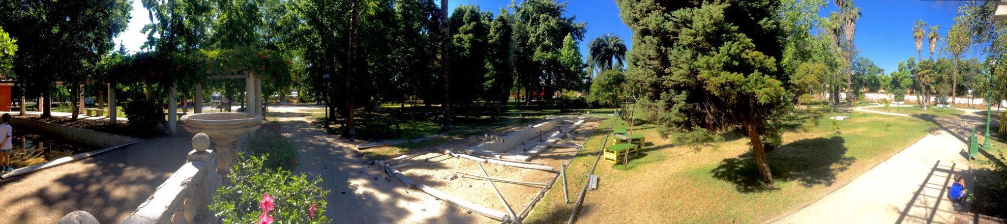 Parque Garcia de la Huerta
