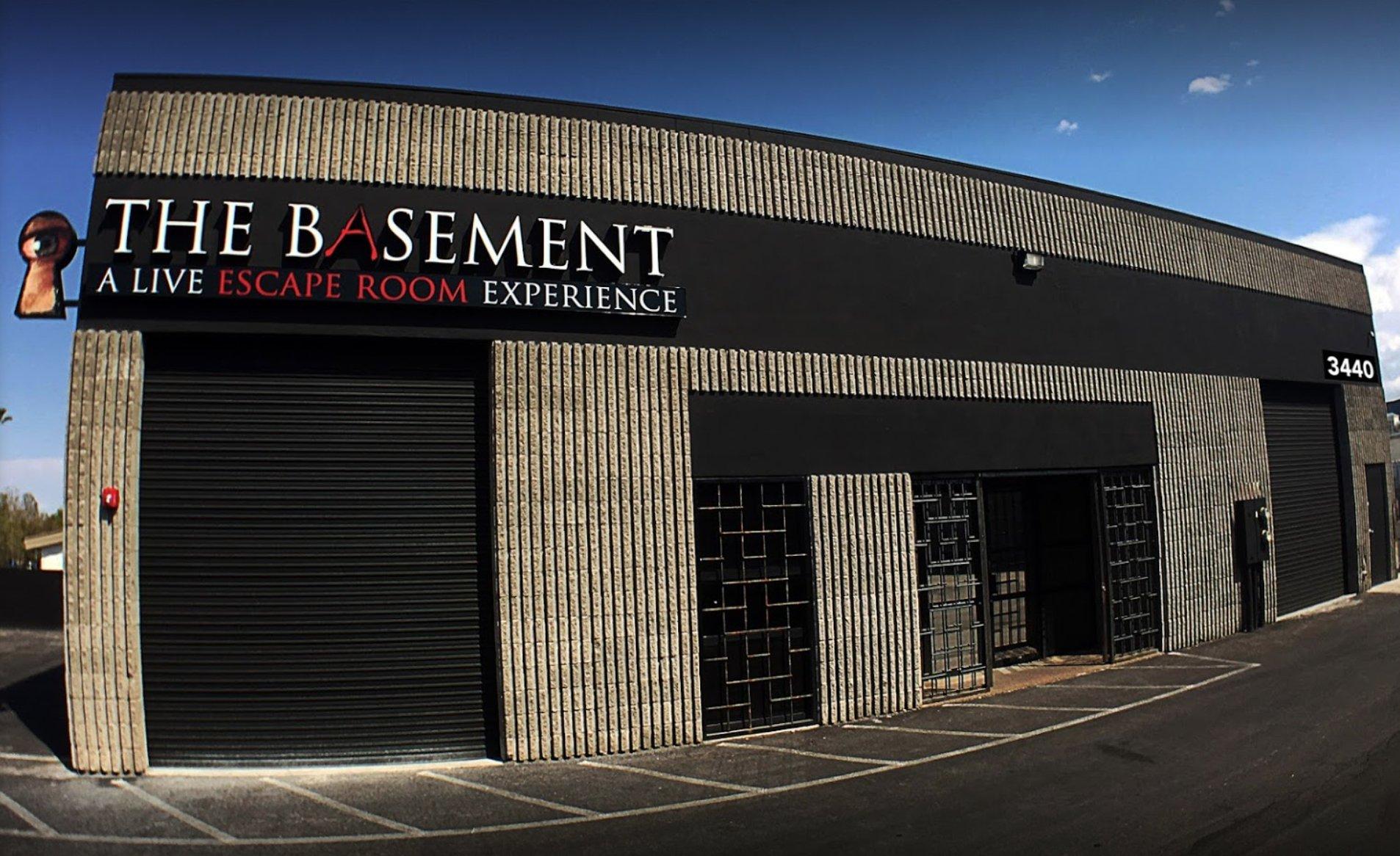 The Basement A Live Escape Room Experience (Las Vegas, NV): Top ...