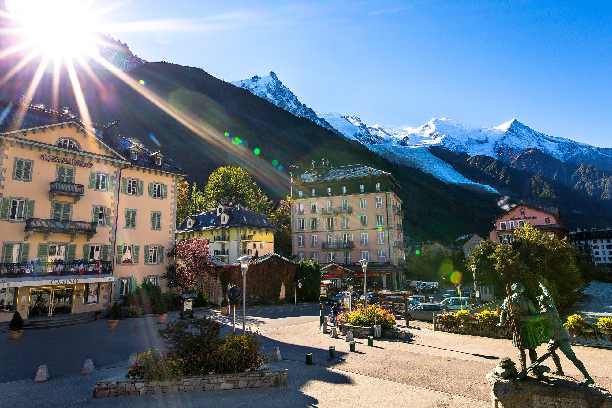 Casino Chamonix Mont Blanc 2017 Ce qu il faut savoir pour