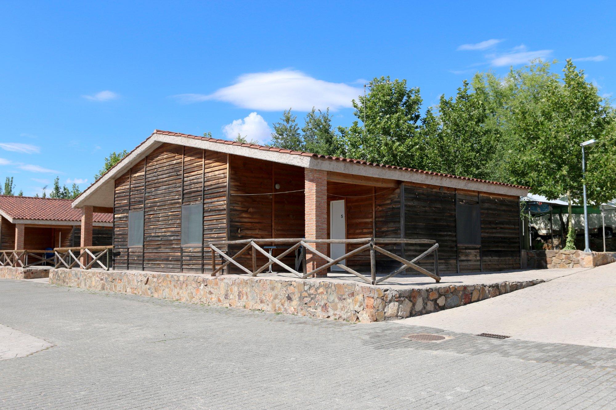 Campsite Bungalows Ciudad de Caceres