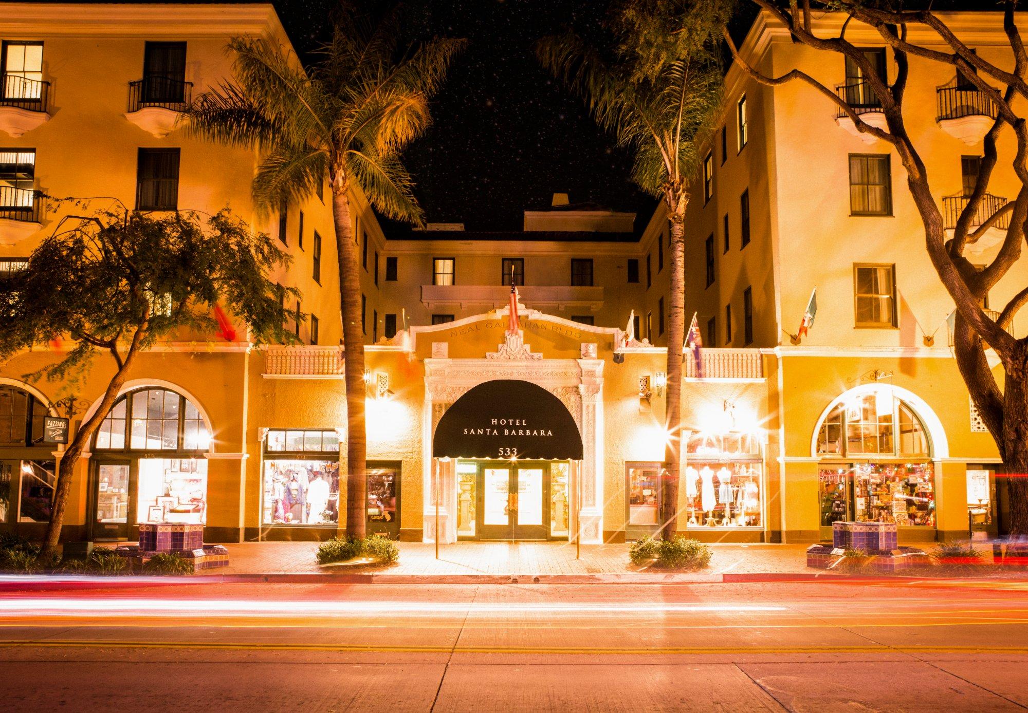 聖巴巴拉飯店