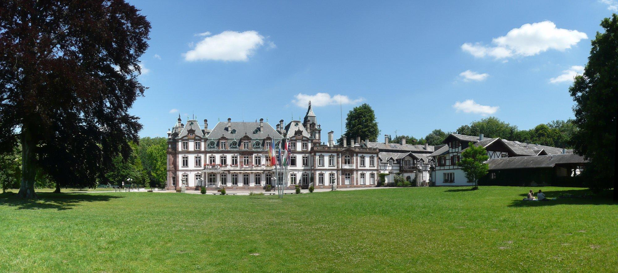 Hotel Chateau de Pourtales