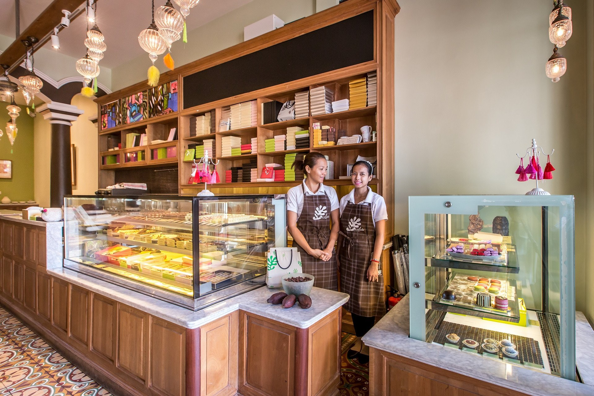 The Chocolate Shop, Phnom Penh - Restaurant Reviews, Phone Number ...
