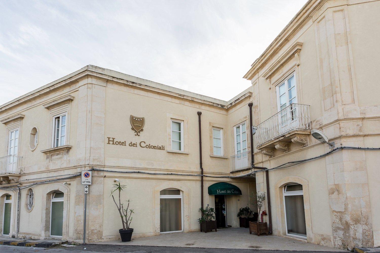 هوتل دي كولونيالي