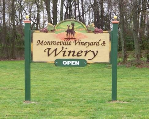 Monroeville Vineyard & Winery