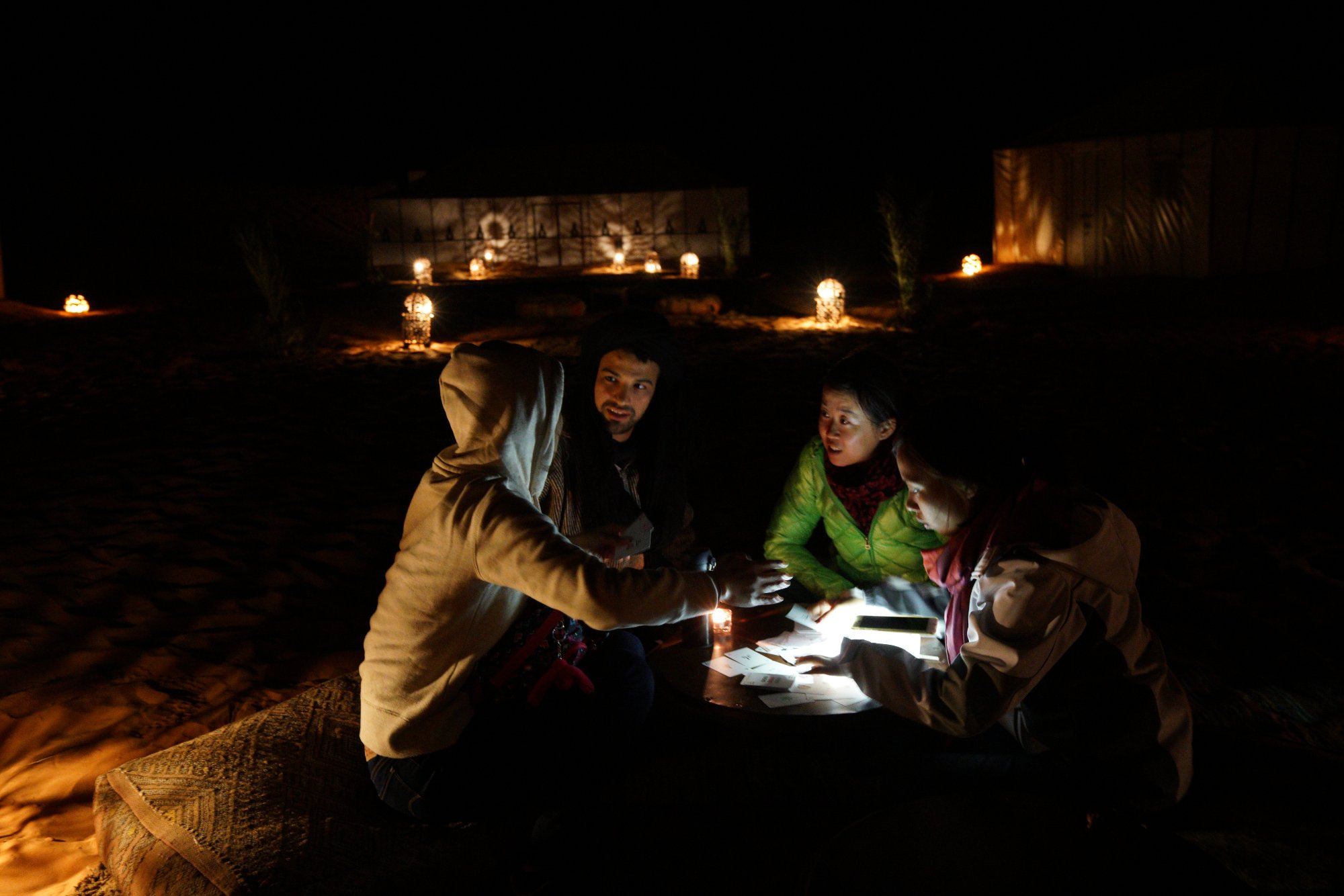 Awesome Caravanserai Luxury Desert Camp Jaima Lujo  Tienda Superior Desierto