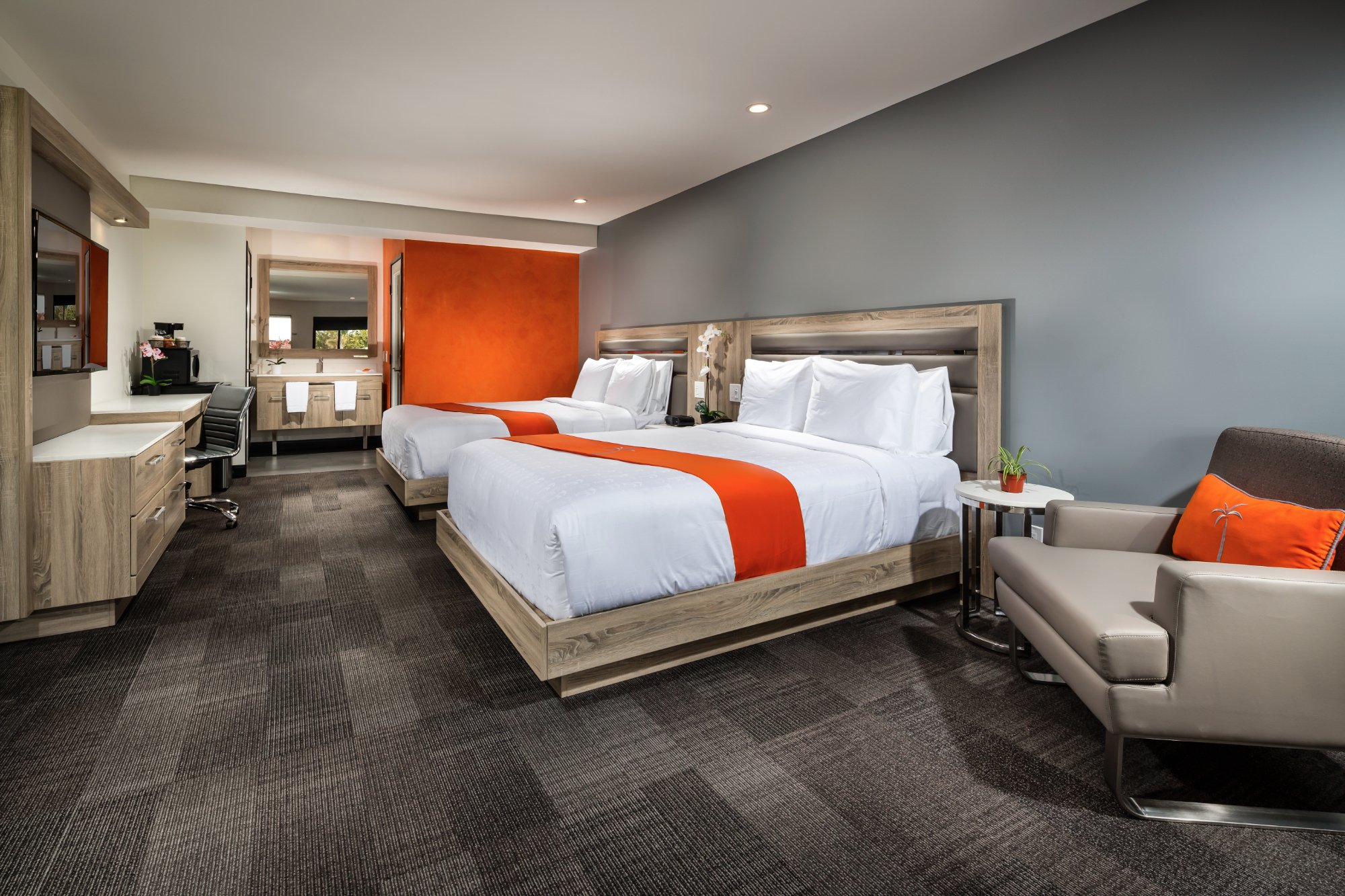 カノーガ ホテル