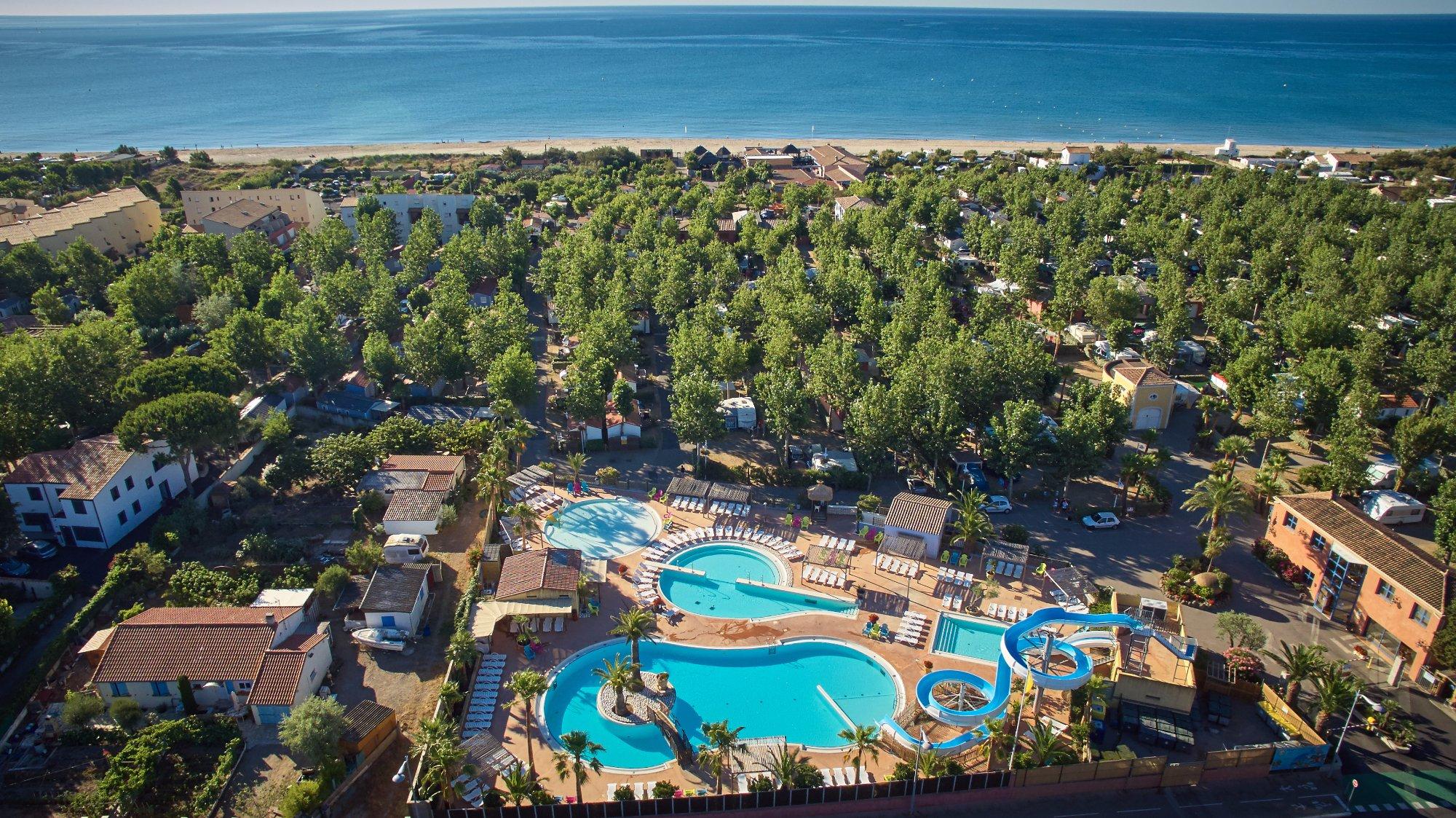Les Mediterranees - Camping Nouvelle Floride