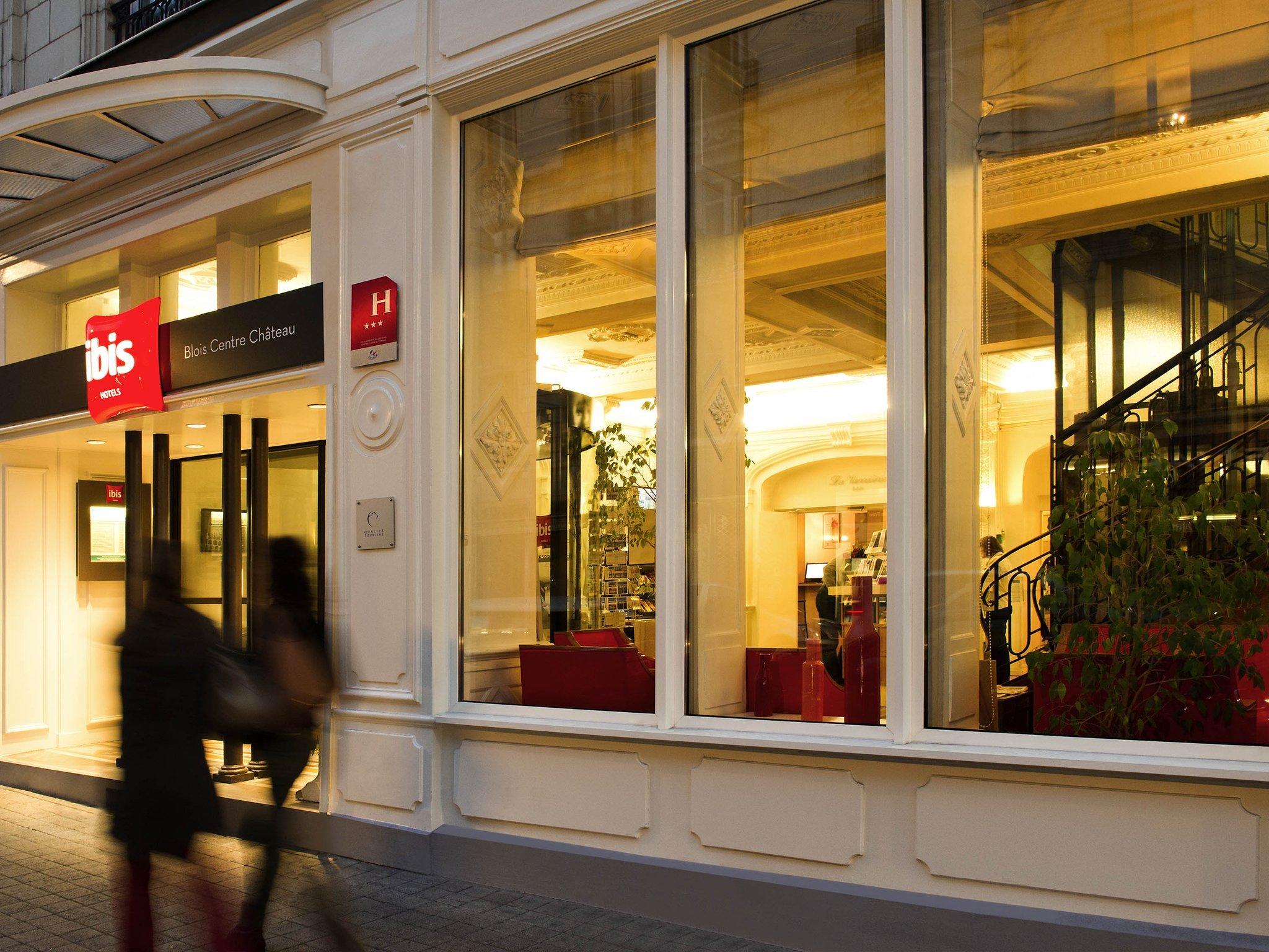Ibis Blois Centre Chateau