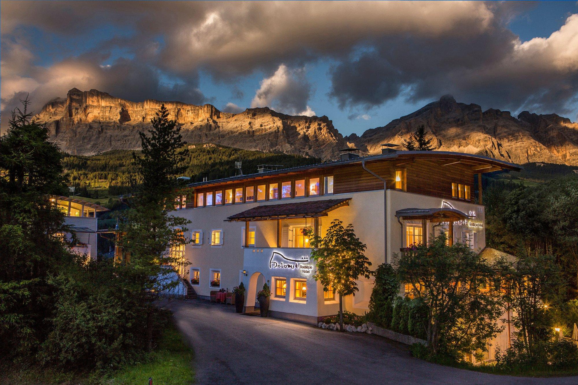 Dolomit Boutique Hotel