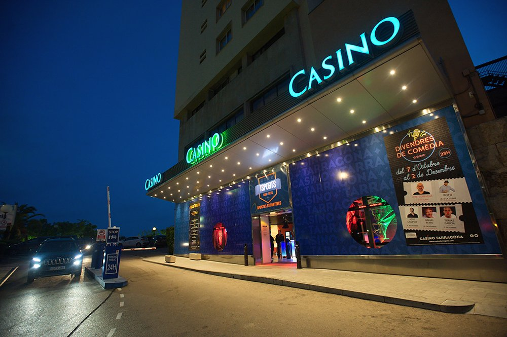 Casino tarragona santana beach resort hotel and casino