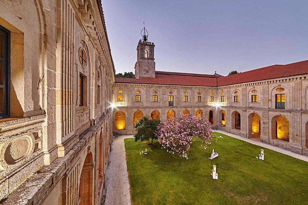 歐洲之星聖克勞蒂歐修道院飯店