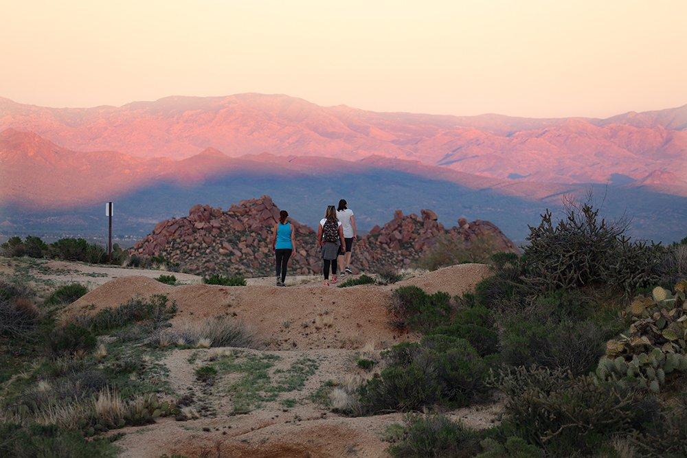 Views from Granite Loop Trail