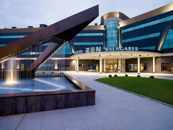 ヴィンチ ロス バラガレス ホテル