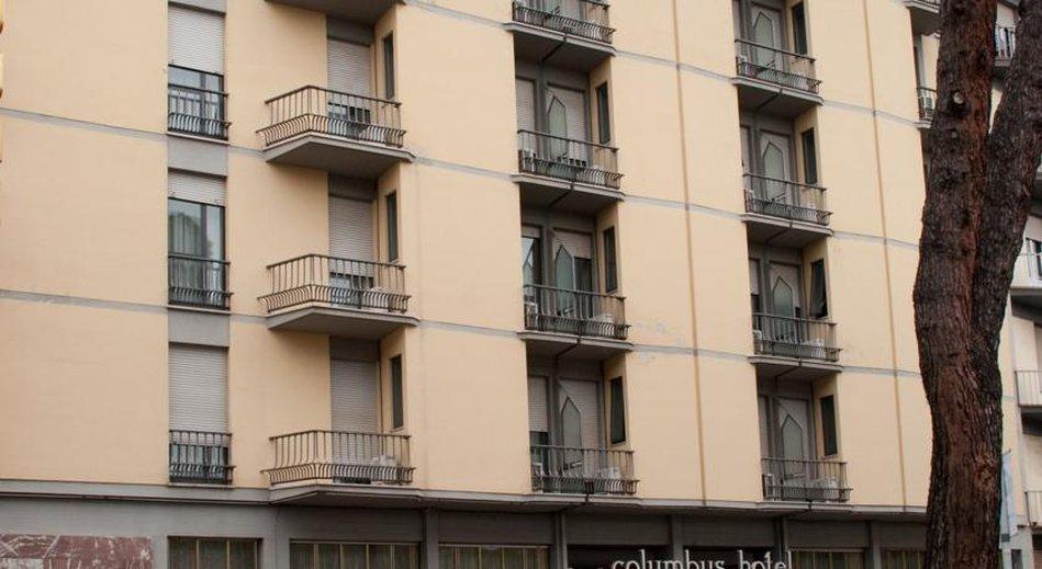哥倫布酒店
