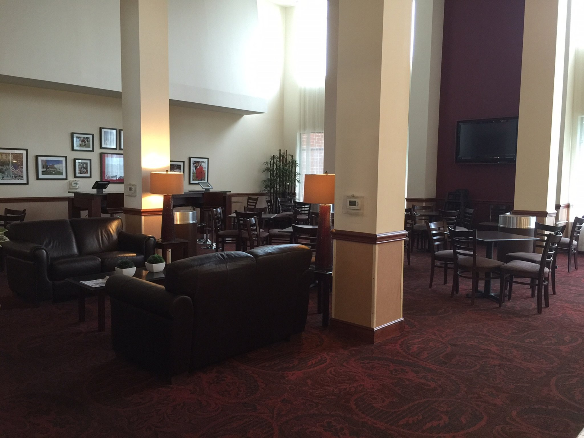 Ohio State Bedroom Decor Holiday Inn Express Hotel Suites Columbus University Area Osu