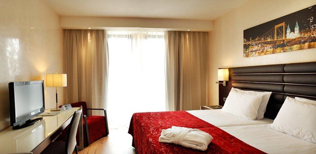 信息歐洲之星布達佩斯中心酒店