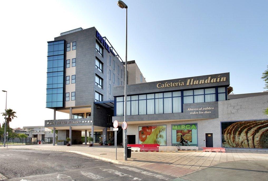 ホテル セビリア パルメラ