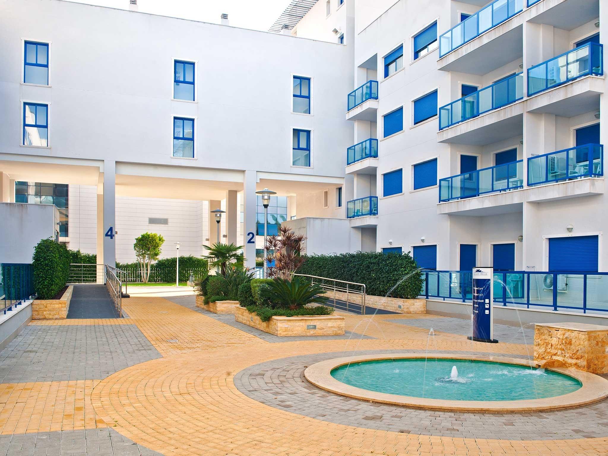 Apartamentos Turísticos Alicante Hills