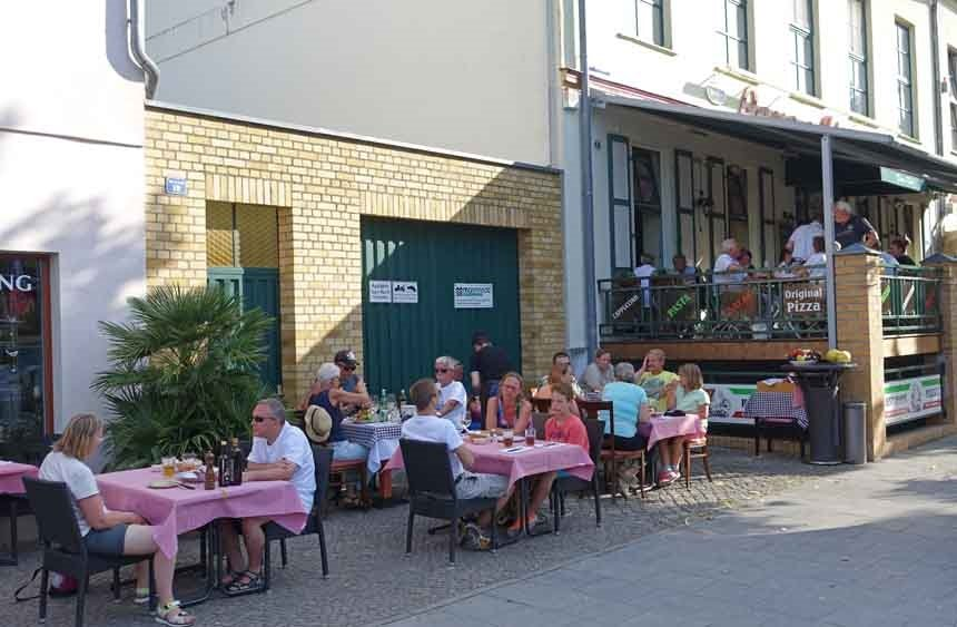 Pane e vino werder upon havel restaurantbeoordelingen for Asia cuisine brandenburg havel
