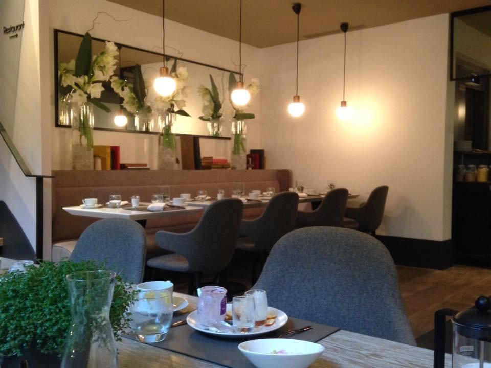 Restaurant La Table De Balthazar Dans Rennes Avec Cuisine Brasserie Gastronomique