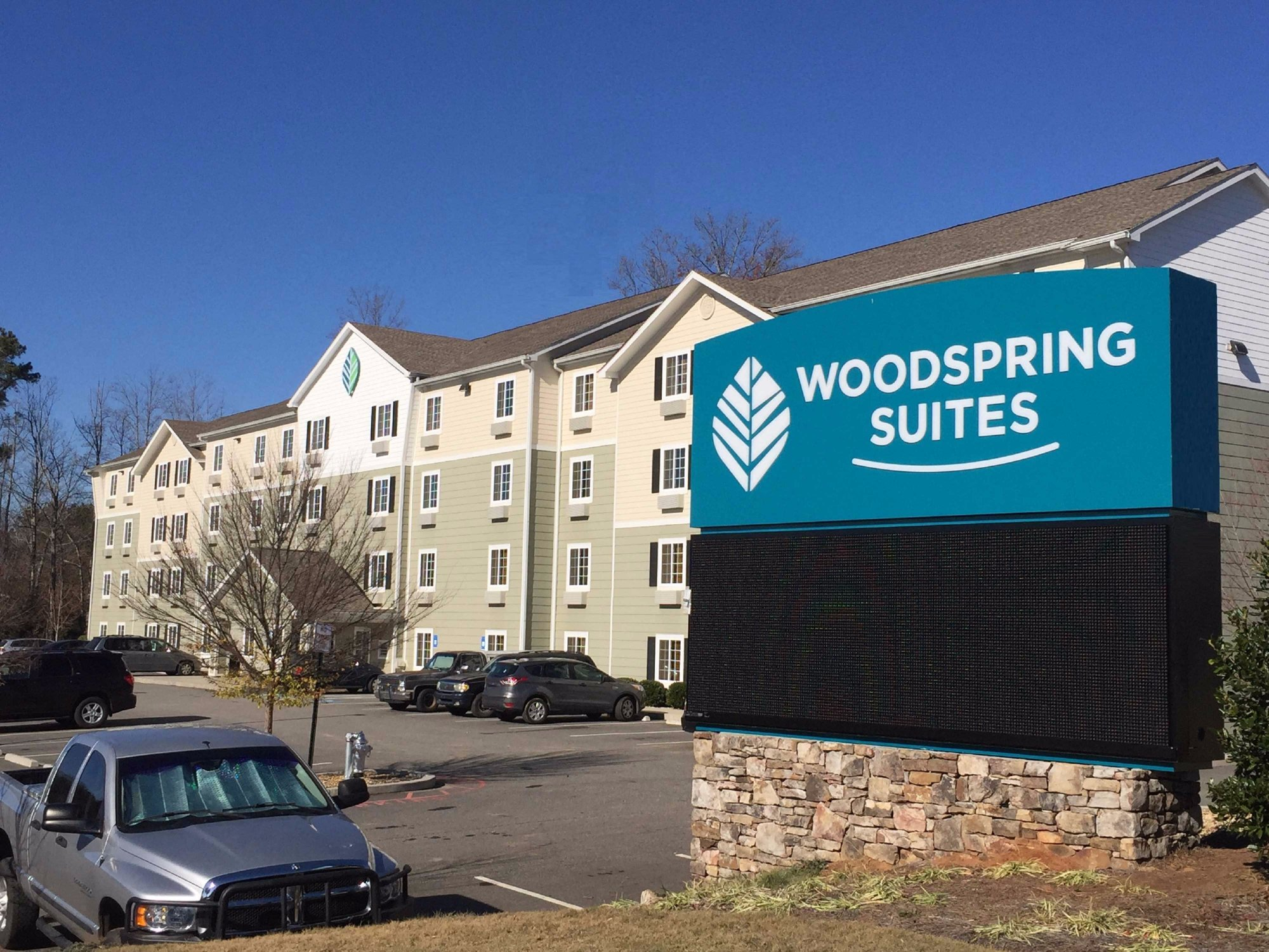 WoodSpring Suites Atlanta Alpharetta