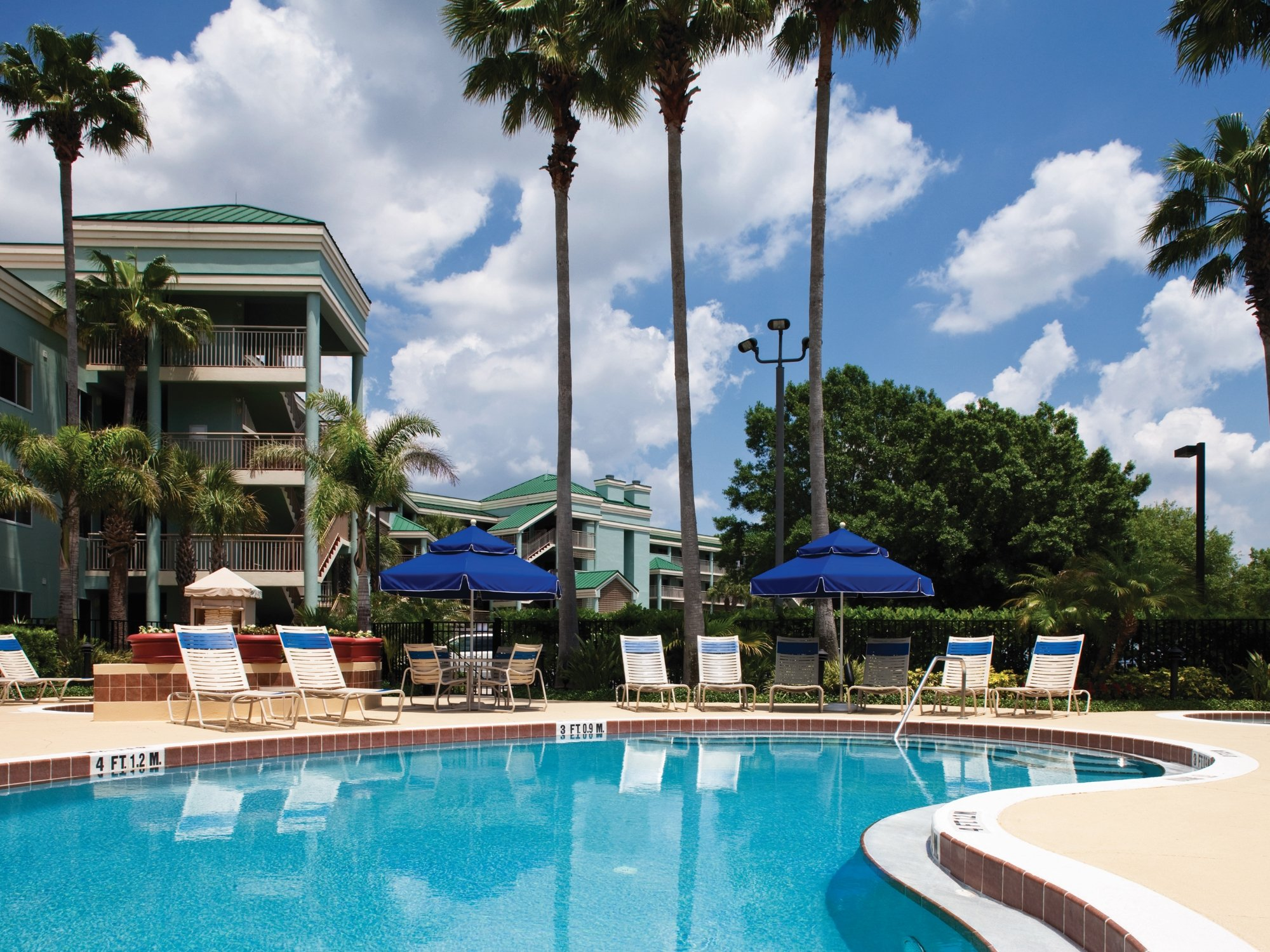 萬豪帝國棕櫚別墅酒店