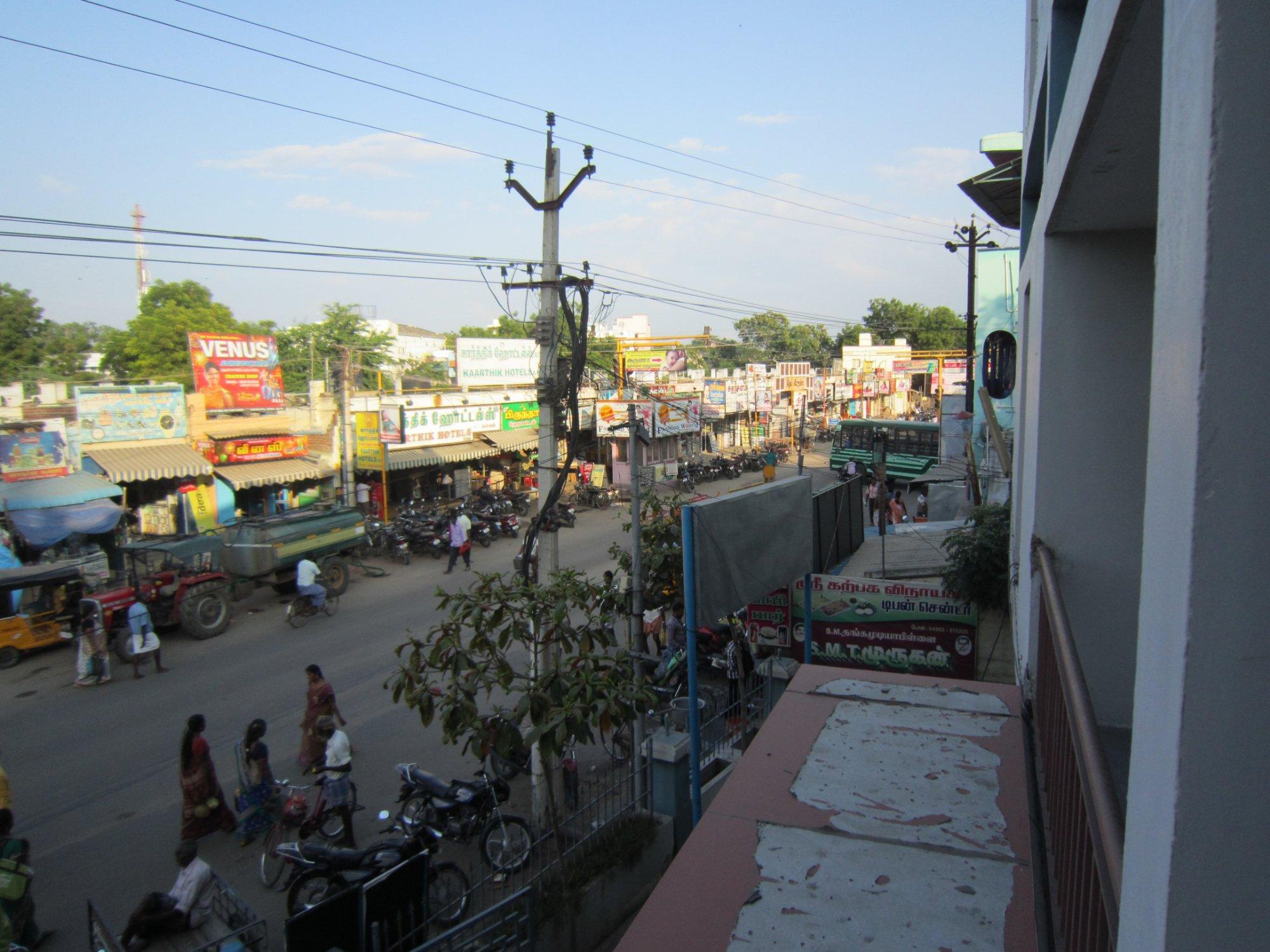 Hotel Pandyan