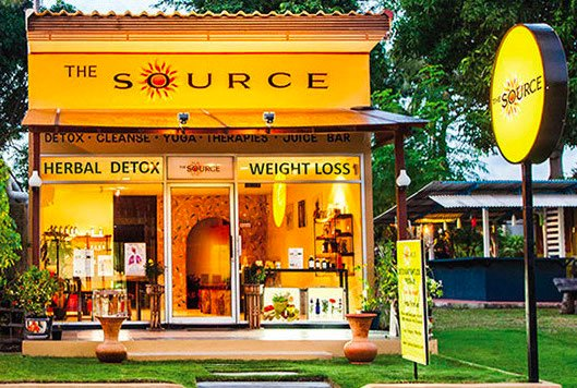 The Source Herbal Detox Retreat