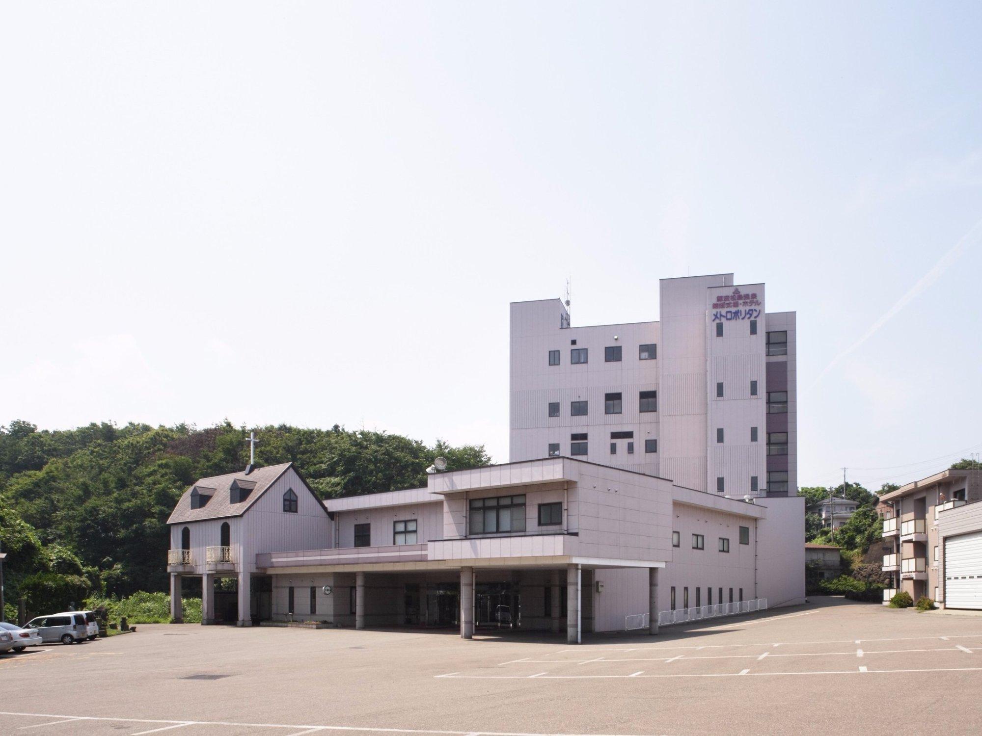 メトロポリタン 松島