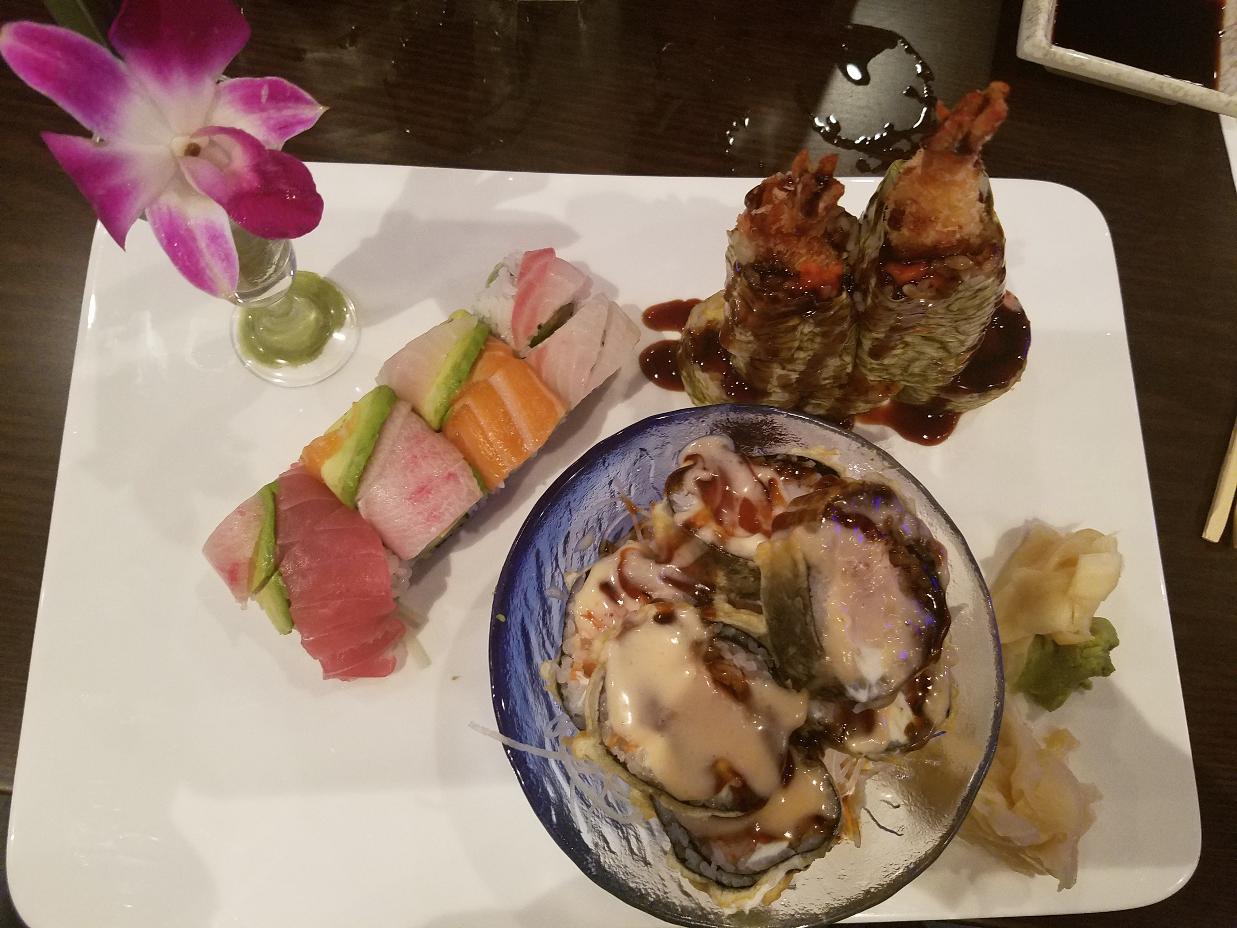 corner sushi japanese restaurant st augustine restaurant