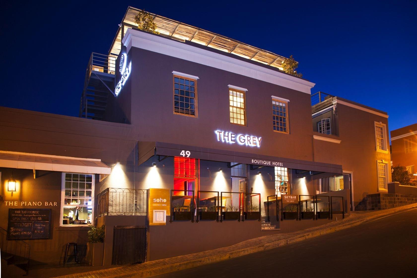 The Grey Hotel