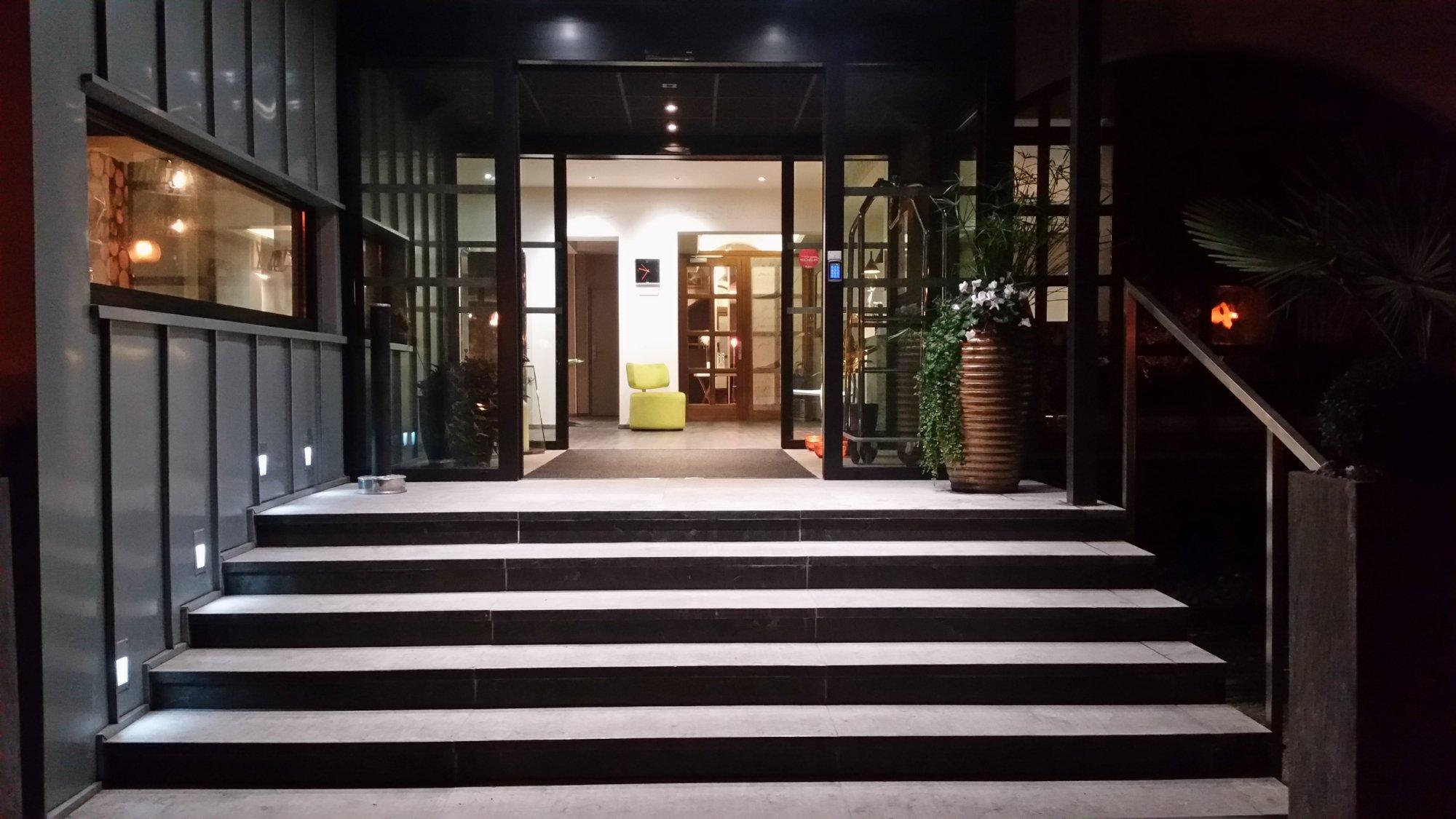 Hotel Saint Hubert