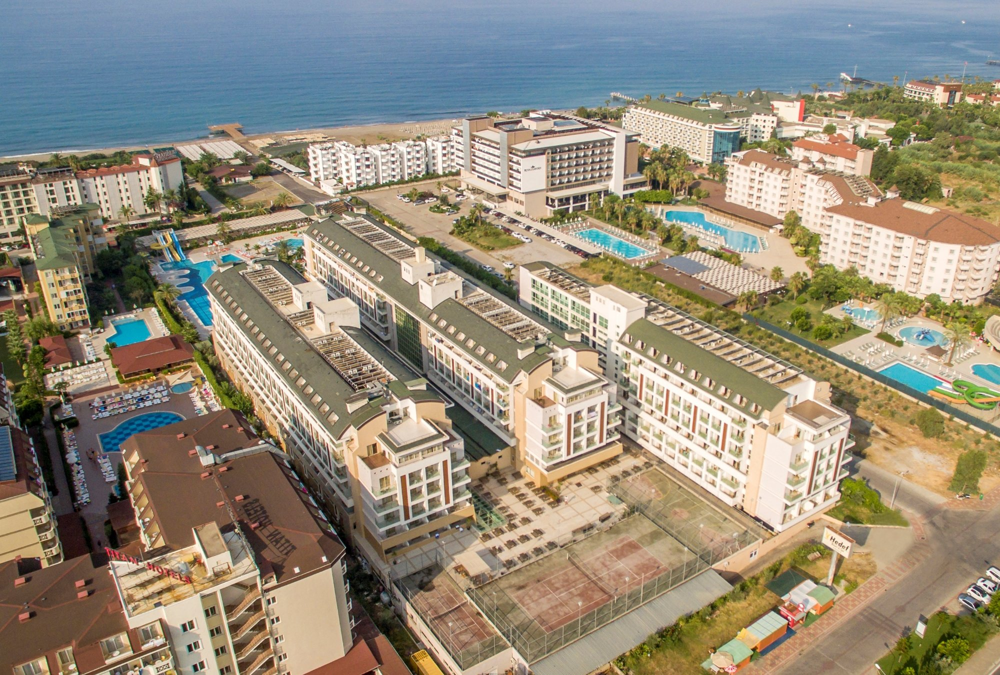 Hedef Resort & Spa Hotel