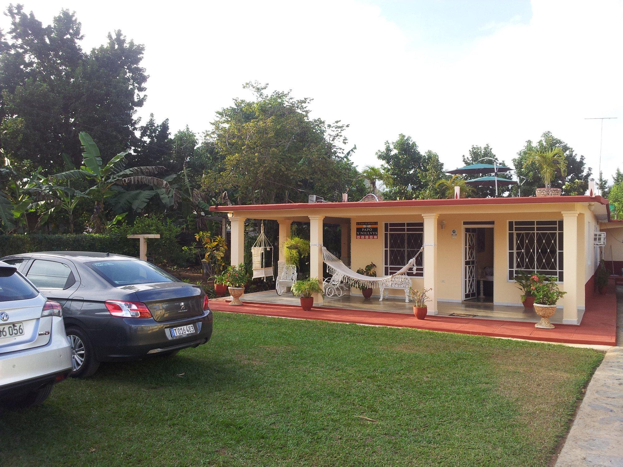 Casa Papo y Niulvys