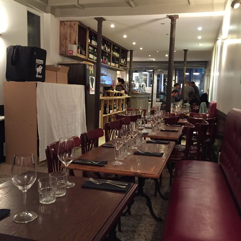 Restaurant miroir paris restaurantanmeldelser tripadvisor for Restaurant miroir paris