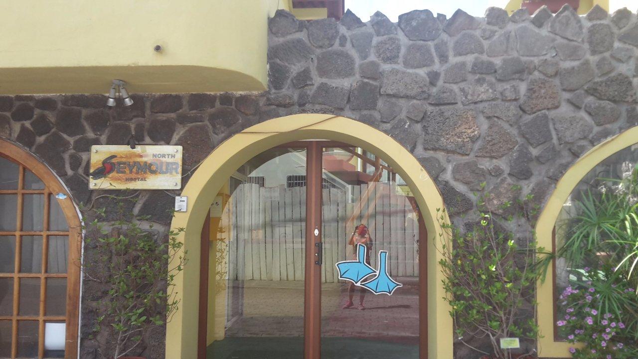 Hotel Seymour , un lugar muy acogedor para llegar en Santa Cruz