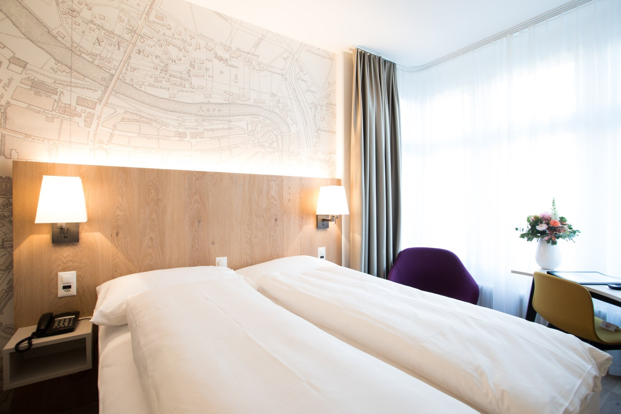 호텔 크로이츠 베른